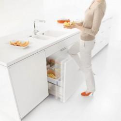 Servo drive : ouverture automatique tiroir