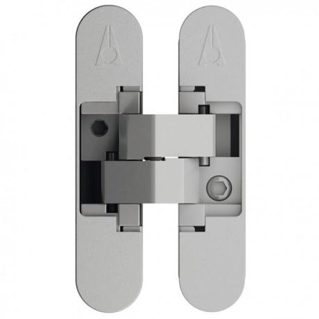 Charni re invisible faible encastrement pour porte for Charniere invisible porte interieure