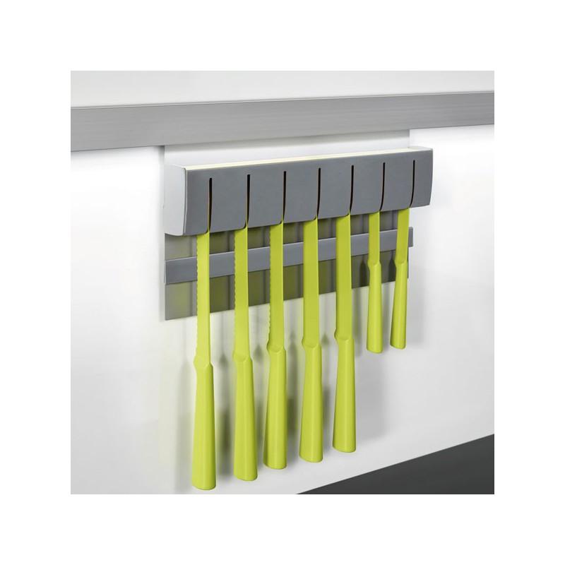 Porte couteaux magn tique mosaiq - Porte couteau magnetique ...