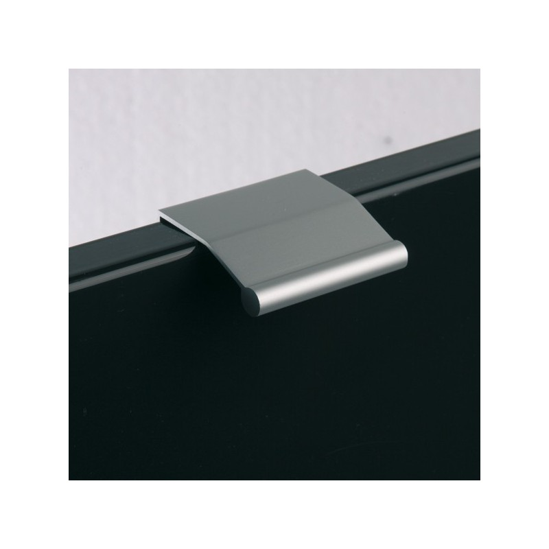 poign e de meuble aluminium tirette. Black Bedroom Furniture Sets. Home Design Ideas