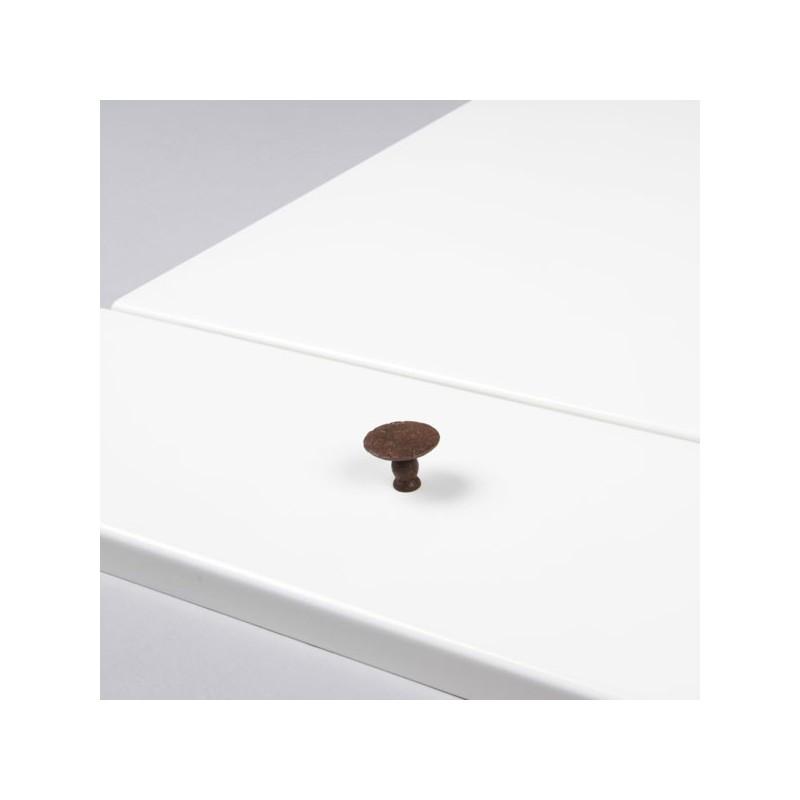 bouton de meuble en fer. Black Bedroom Furniture Sets. Home Design Ideas