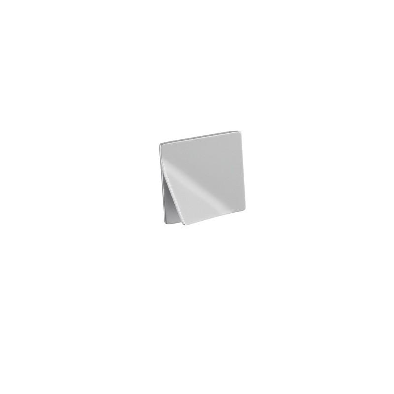 Poign e de meuble look aluminium fold - Poignees de meubles originales ...