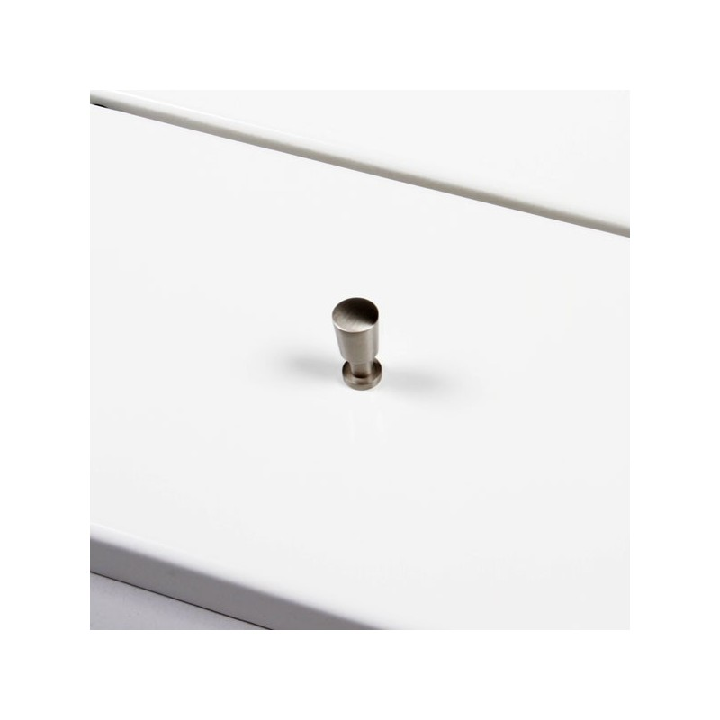 Briton 20mm satin acier inoxydable de retour à porte salle de bain sécurité poignée WC