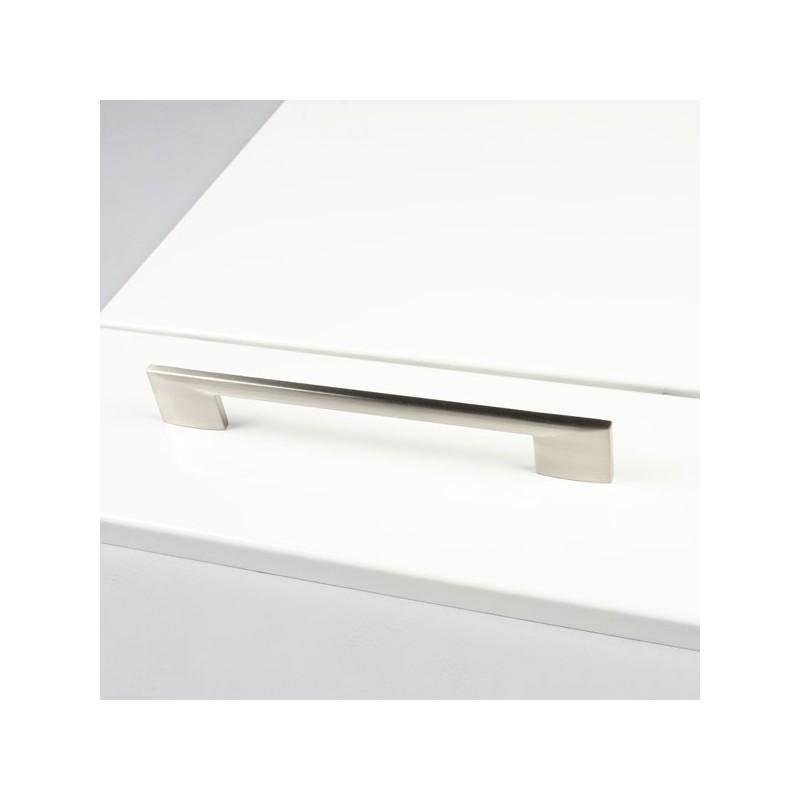 Poign e look inox design toledo - Poignee de meuble design ...