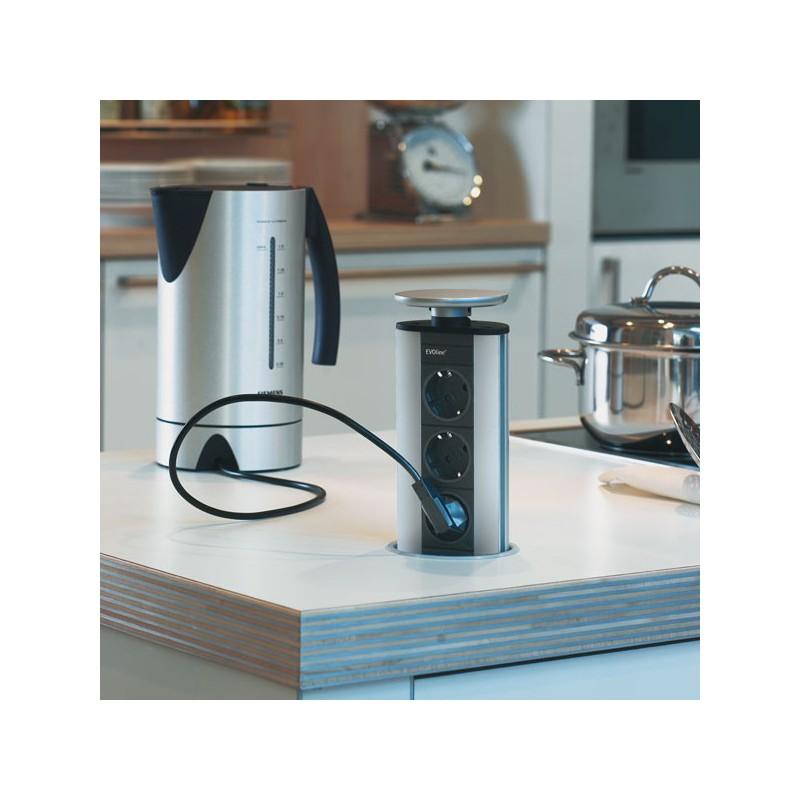 Best composue de prises de courant with prise encastrable pour meuble salle de bain - Prise encastrable pour meuble salle de bain ...