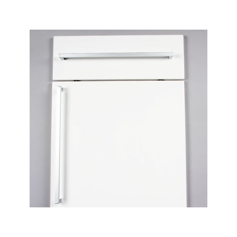 Poign e cuisine aluminium forme rectangle - Poignee de meuble originale ...