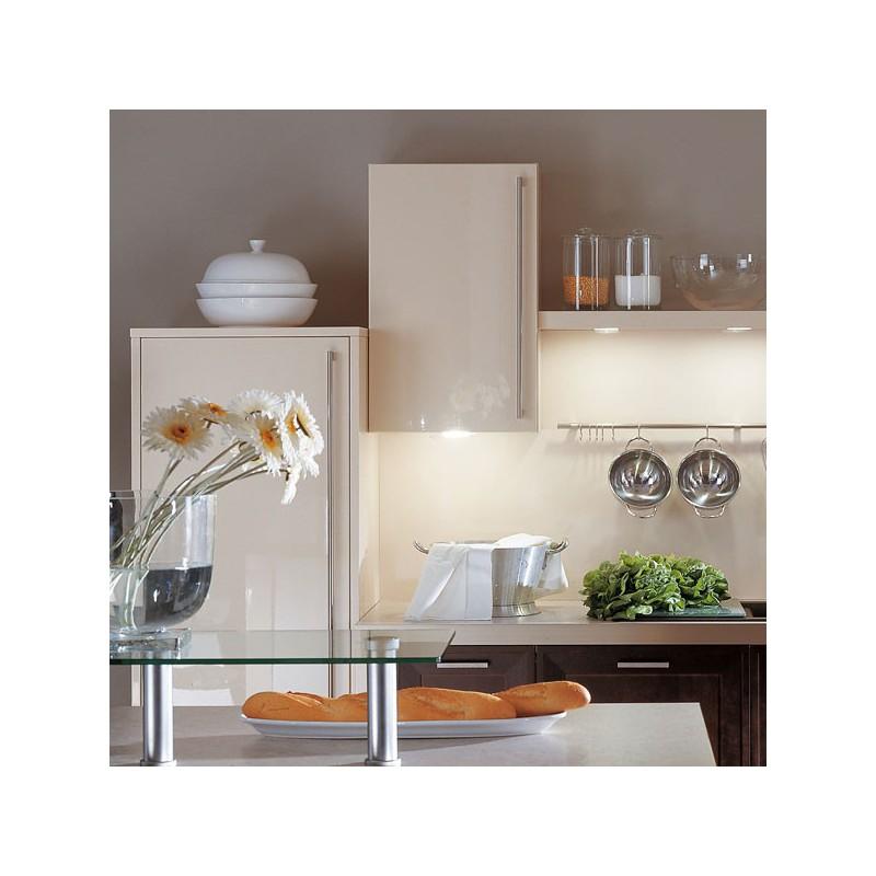 Poign e de cuisine b ton inox toute taille - Poignee meuble de cuisine ...