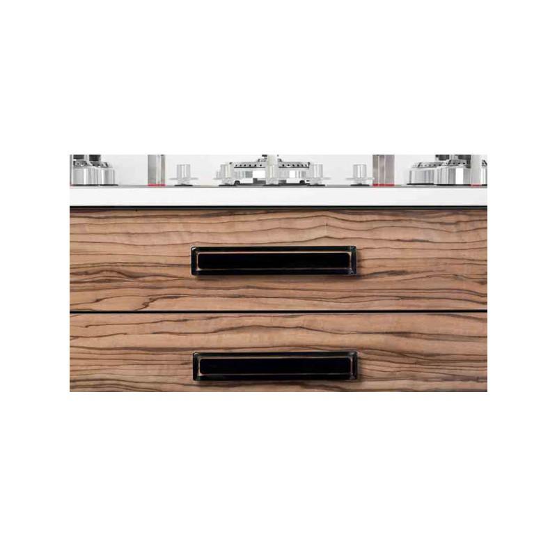poign e de meuble fantaisie core noir. Black Bedroom Furniture Sets. Home Design Ideas