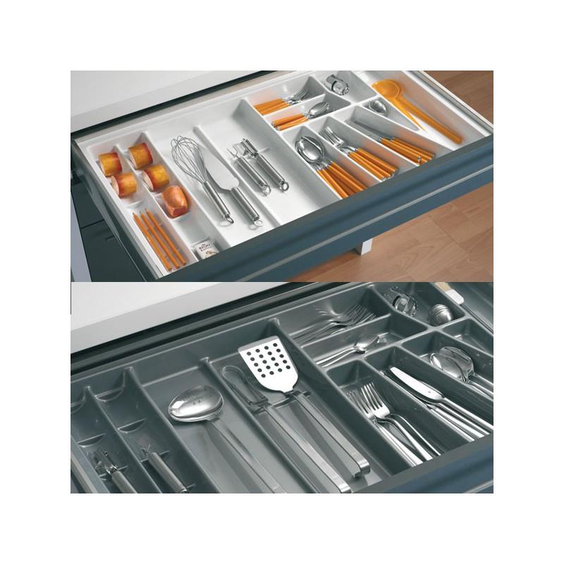 Range couverts pour tiroir de 600 mm for Range couverts tiroir cuisine