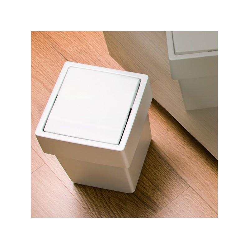 Poubelle pour tiroir salle de bain 5 litres - Poubelles de salle de bain originales ...