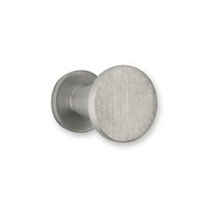 Bouton de meuble inox conique 20 mm