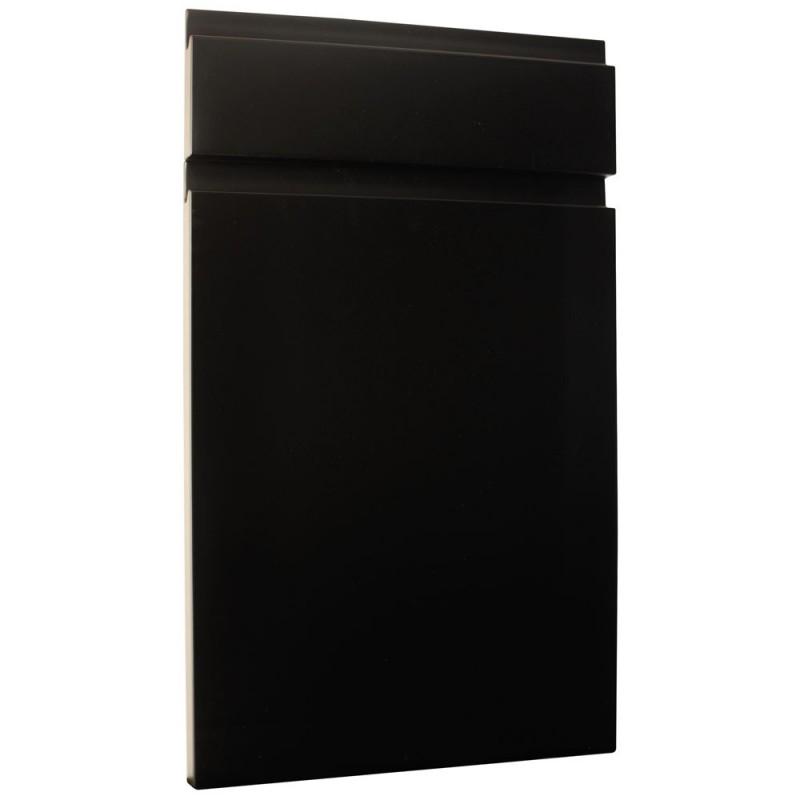 Porte de cuisine linate laque - Facade porte cuisine sur mesure ...