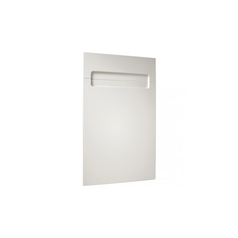 Porte de cuisine upsilon laque - Facade porte cuisine sur mesure ...