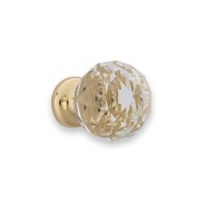 Bouton de meuble cristal Diamant