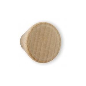 Bouton de meuble bois forme conique