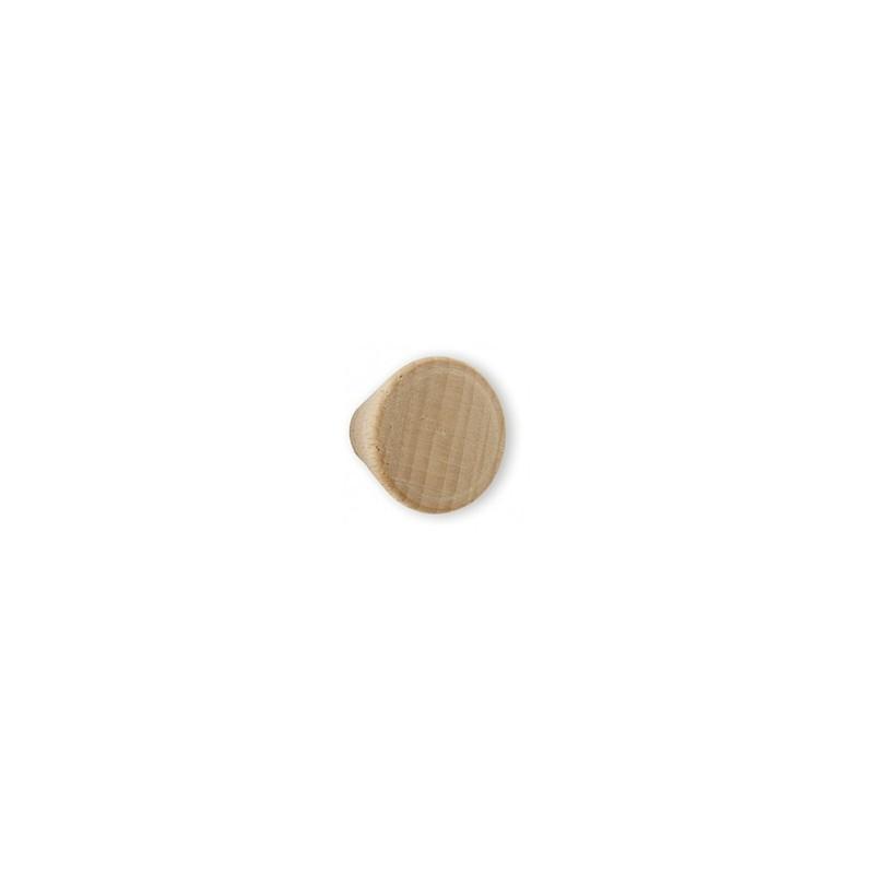 Bouton de meuble bois forme conique - Bouton de meuble design ...