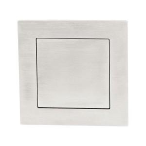 Poignée cuvette carrée magnétique