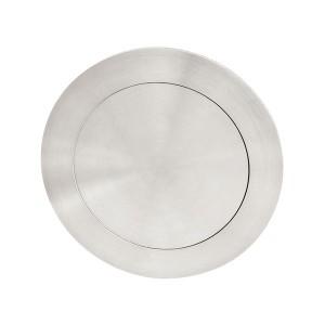 Poignée cuvette ronde magnétique