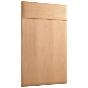 Fa ades de cuisine sur mesure en bois naturel for Facade bois cuisine