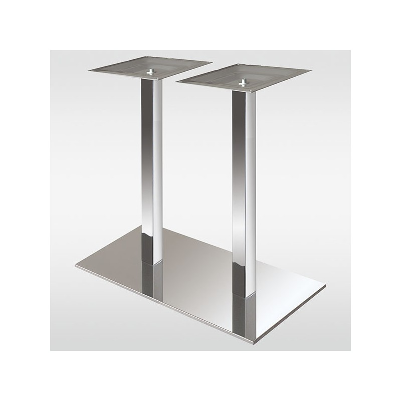 Double pied de table central - Pied central de table ...
