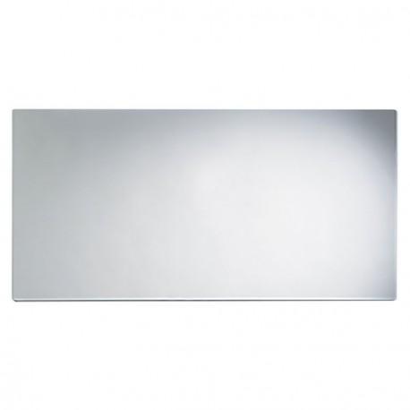 Miroir avec fixation pour luminaire