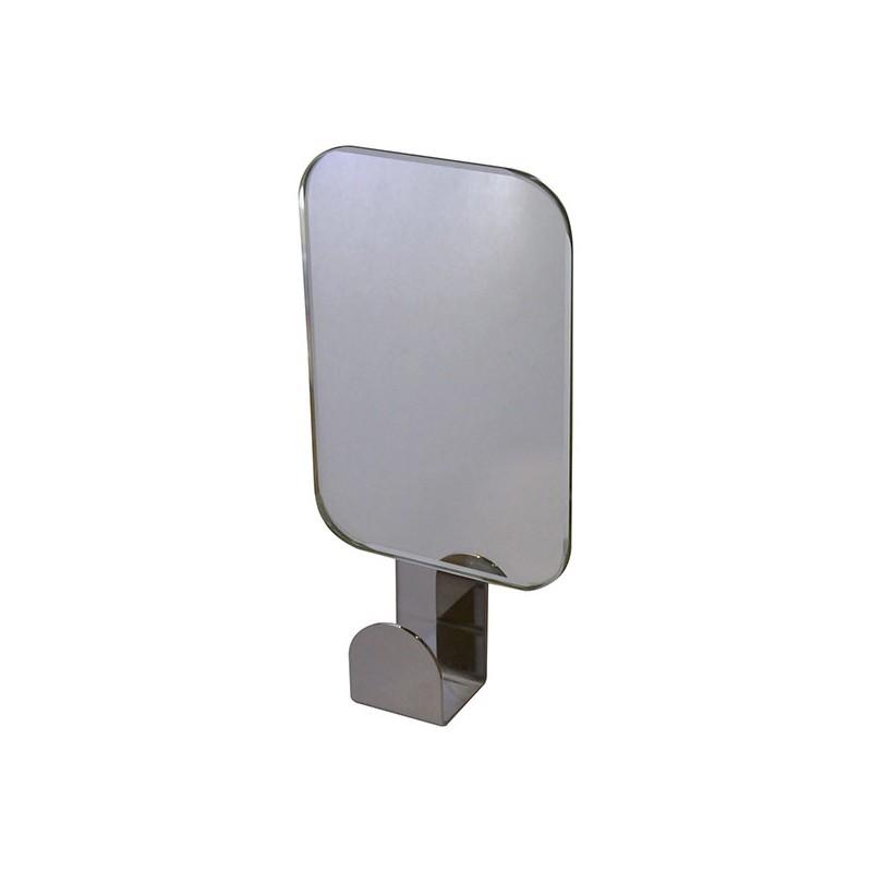 Patere inox salle de bain id es de for Accessoires salle de bain inox