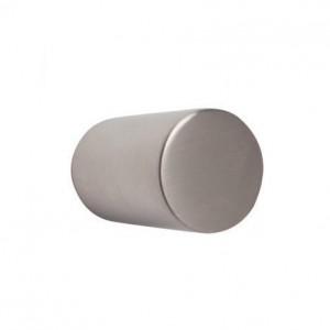 Bouton de meuble mini cylindre OSCAR look inox