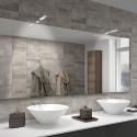 Luminaire LED pour miroir de salle de bain MENDOZA