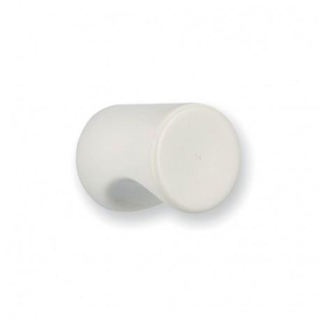 Bouton de meuble à encoche diamètre 22