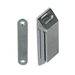 Loqueteau magnétique métallique