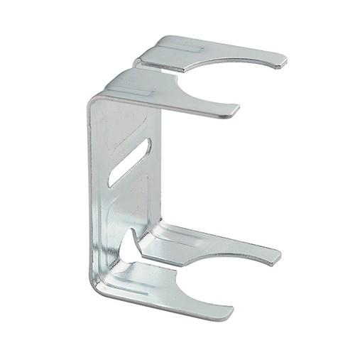 Jsdoin Lot de 60 clips de c/âble transparents pour c/âbles et supports adh/ésifs r/ésistants pour la maison et le bureau