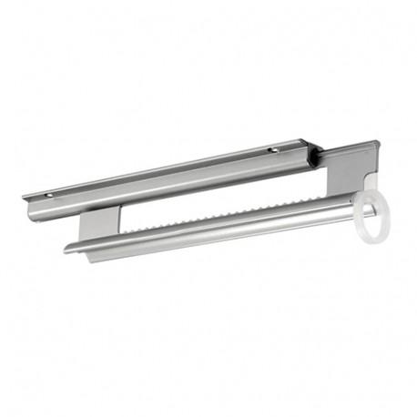 Tringle à coulisse aluminium
