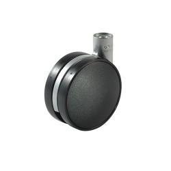 Roulette double galet avec platine