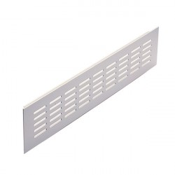Grille d'aération 300 mm, 400 mm ou 500 mm - 3 finitions