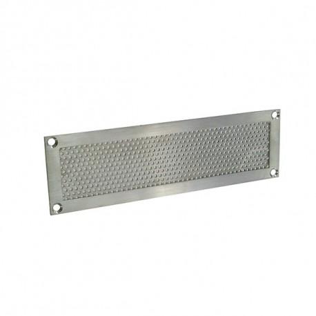 Aérateur rectangulaire 200 mm en applique