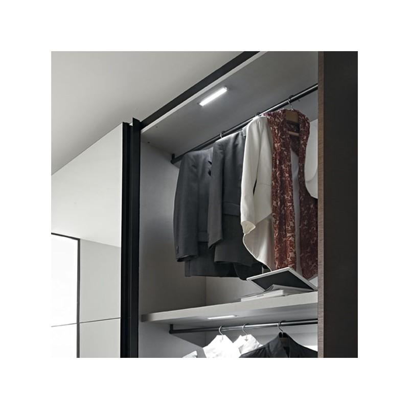 eclairage dressing avec d tecteur de mouvement 12v encastrer. Black Bedroom Furniture Sets. Home Design Ideas