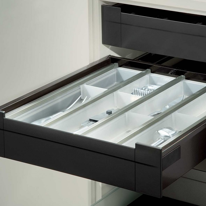 range couverts cuisio pour tiroir de 450 mm. Black Bedroom Furniture Sets. Home Design Ideas