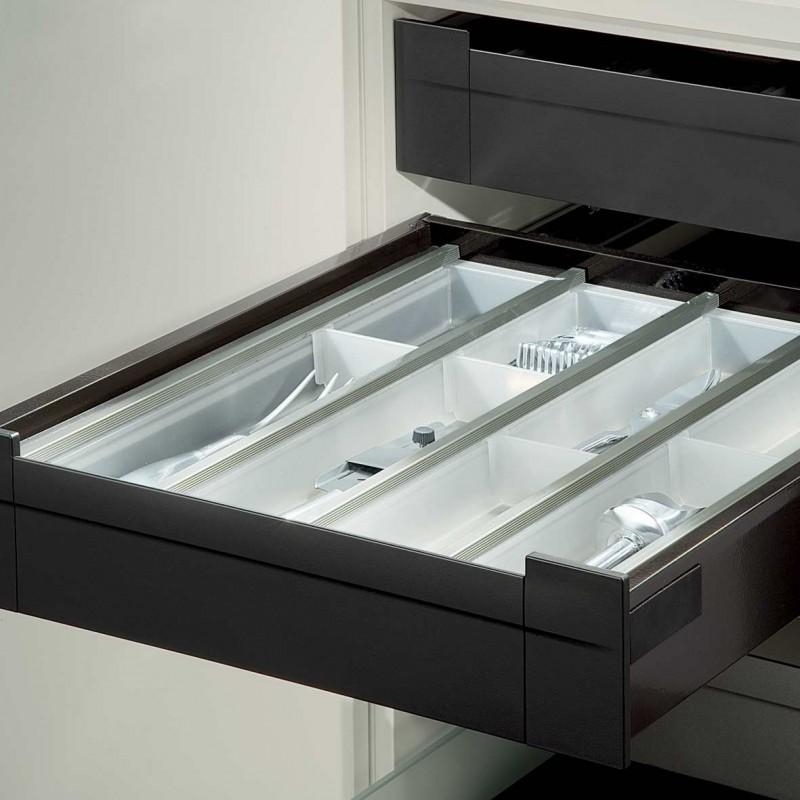 range couverts cuisio pour tiroir de 600 mm. Black Bedroom Furniture Sets. Home Design Ideas
