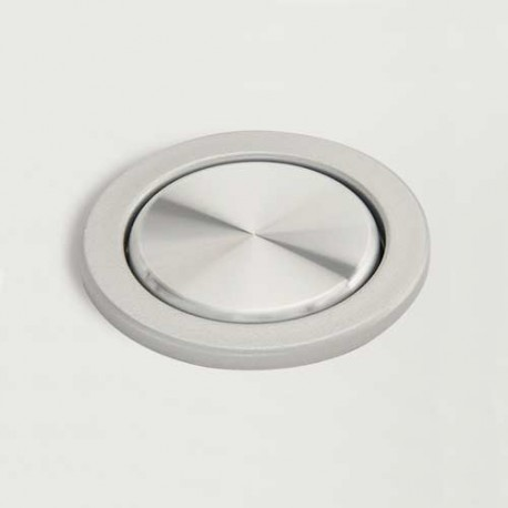 Interrupteur à poussoir diamètre 27 mm