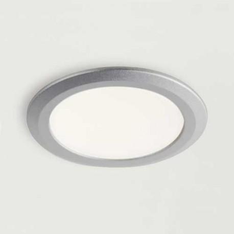 Spot LED rond 2W à encastrer ajustable de blanc froid/blanc chaud ETNO