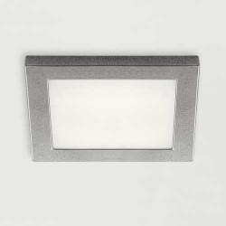 Spot LED COSMOS carré en applique 12V