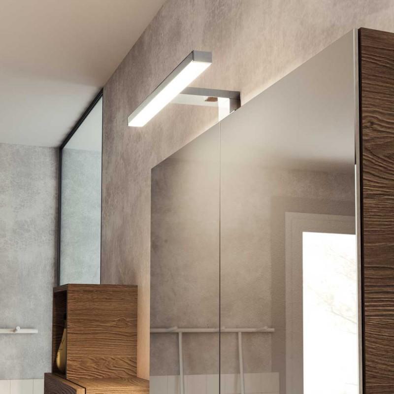 Luminaire LED pour miroir de salle de bain SUMINO