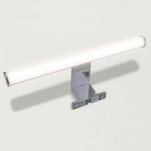 Luminaire LED pour miroir de salle de bain forme tube TUBULO