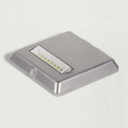 Spot carré orientable rechargeable EASY