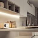 Réglette LED blanc ajustable à encastrer 12V BLINIX