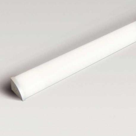 Réglette LED d'angle en applique avec interrupteur ANGUS