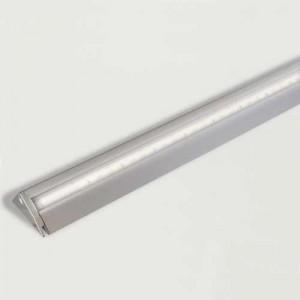 Réglette LED en applique avec détecteur DRAKE