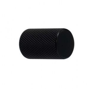 Bouton de meuble noir FM