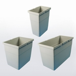 D couvrez sur ilovedetails les poubelles de tiroir - Tiroir poubelle cuisine ...