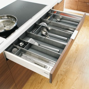 Accessoires de rangement pour couverts ustensiles de for Accessoire pour cuisine